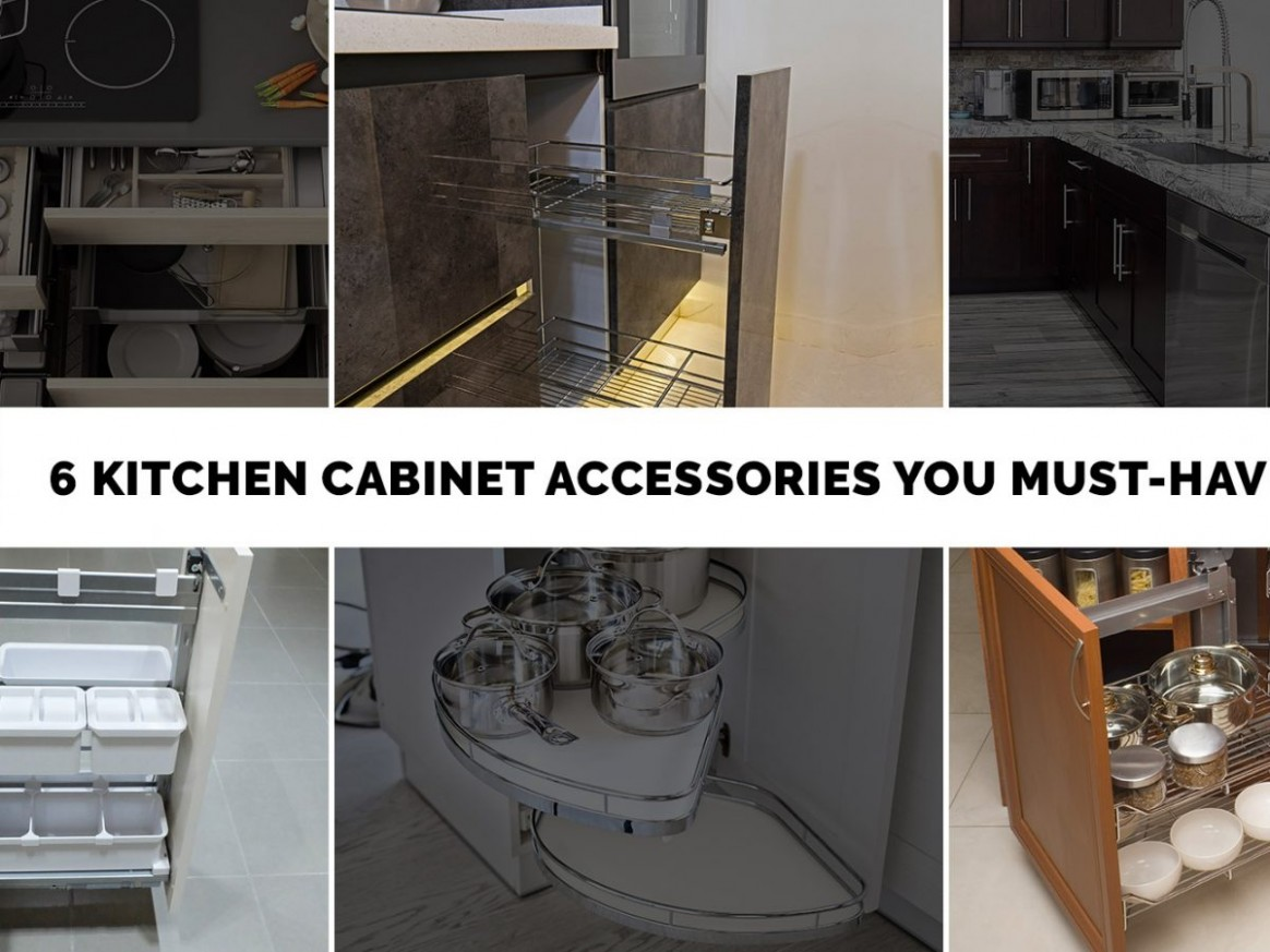 Top 12 Must-Have Kitchen Cabinet Accessories  CabinetCorp - Kitchen Cabinet Accessories That Are Popular