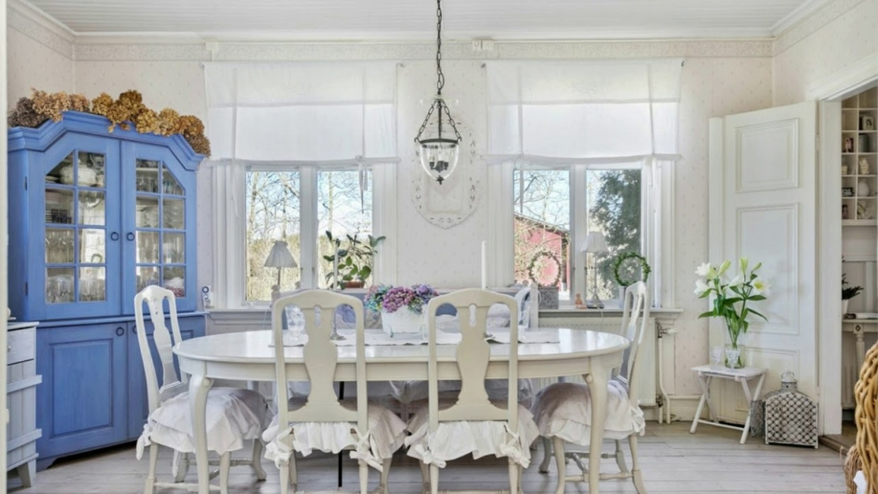 Top 8 Beautiful Shabby Chic Dining Room Designs Ideas  Shabby Chic Dining  Room Decor Ideas - Dining Room Ideas Shabby Chic