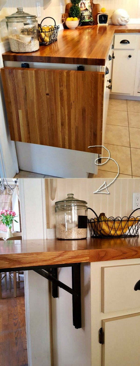 Top 9 Awesome Ideas to Use Narrow or Dead Space in Kitchen  - What To Do With Skinny Vertical Cabinet Kitchen