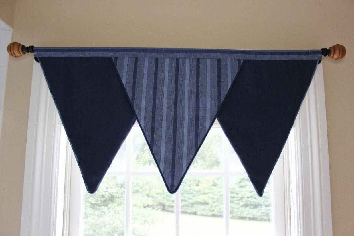 Triangle Valance for Boys Room  Boys room curtains, Kids room  - Baby Room Valances