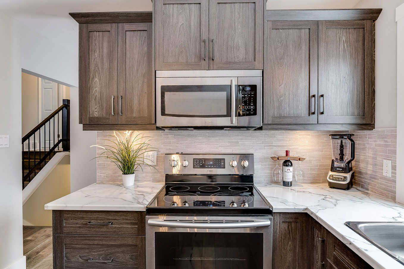 Under Cabinet Lighting Concealment Options  Superior Cabinets - How To Finish The Bottom Of Upper Kitchen Cabinets
