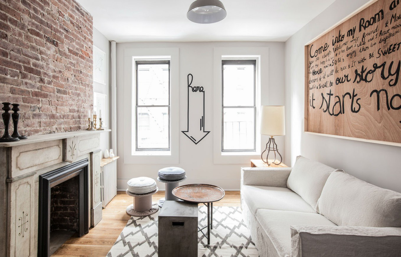 Upper East Side Apartment Boasts Uptown Class with Downtown Style  - Apartment Design New York