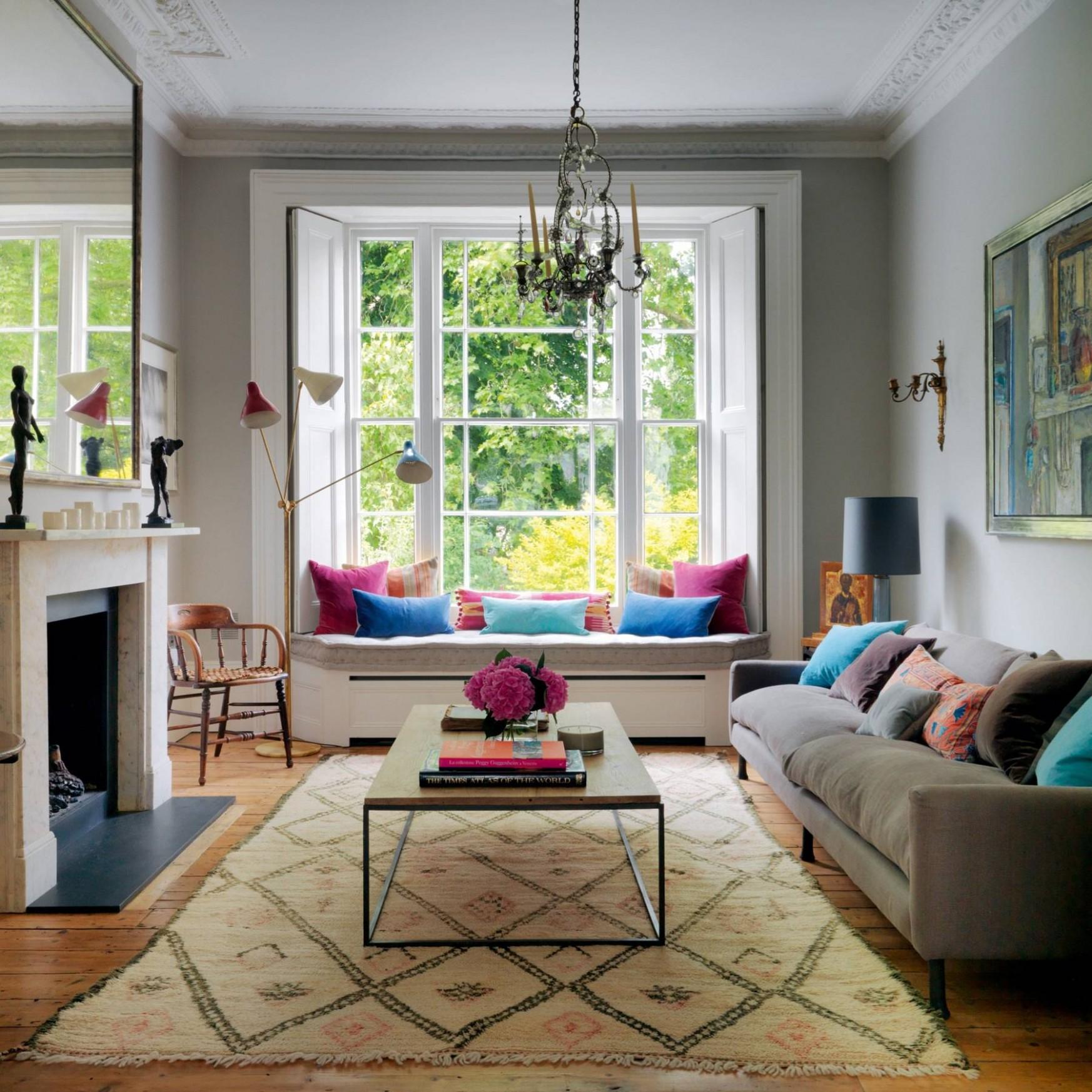 Victorian Terrace Living Room Design Ideas  Interior Design Ideas  - Dining Room Ideas Victorian