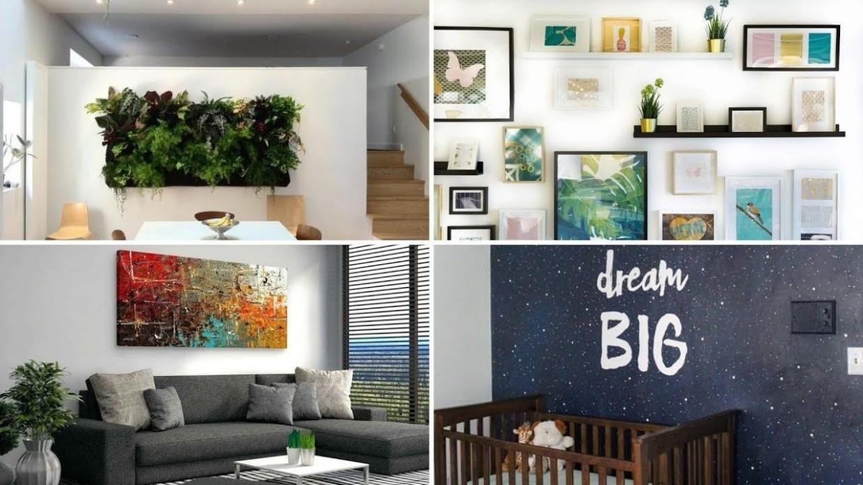 👉🏻 VIDEO 👈🏻 8 Wall Decor Ideas for Boring Walls #Roomdecor - Bedroom Wall Decor Ideas Video