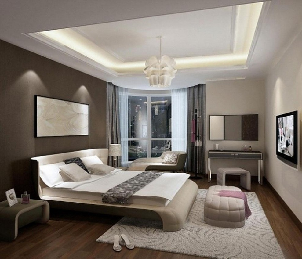 View Gallery White Brown Bedroom Small Master Make – Saltandblues - Bedroom Ideas Brown