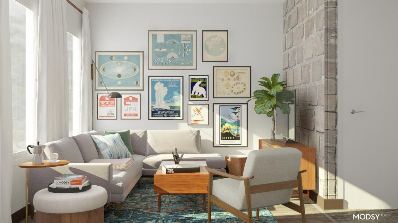 Virtual home makeover: testing Modsy, Havenly, Ikea on my NYC  - Apartment Design App Free