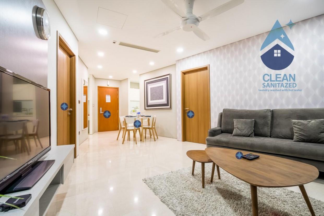 Vortex KLCC Apartments, Kuala Lumpur – Updated 11 Prices - Baby Room Klcc