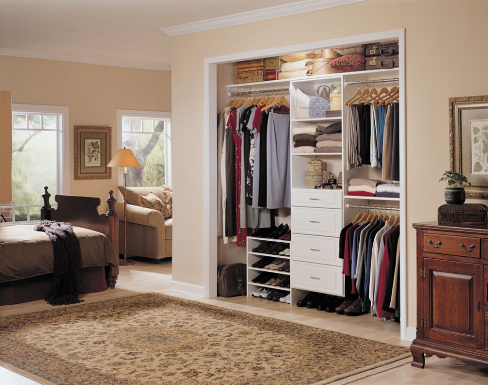 Wardrobe Design Ideas For Your Bedroom (12 Images) - Closet Ideas In Bedroom