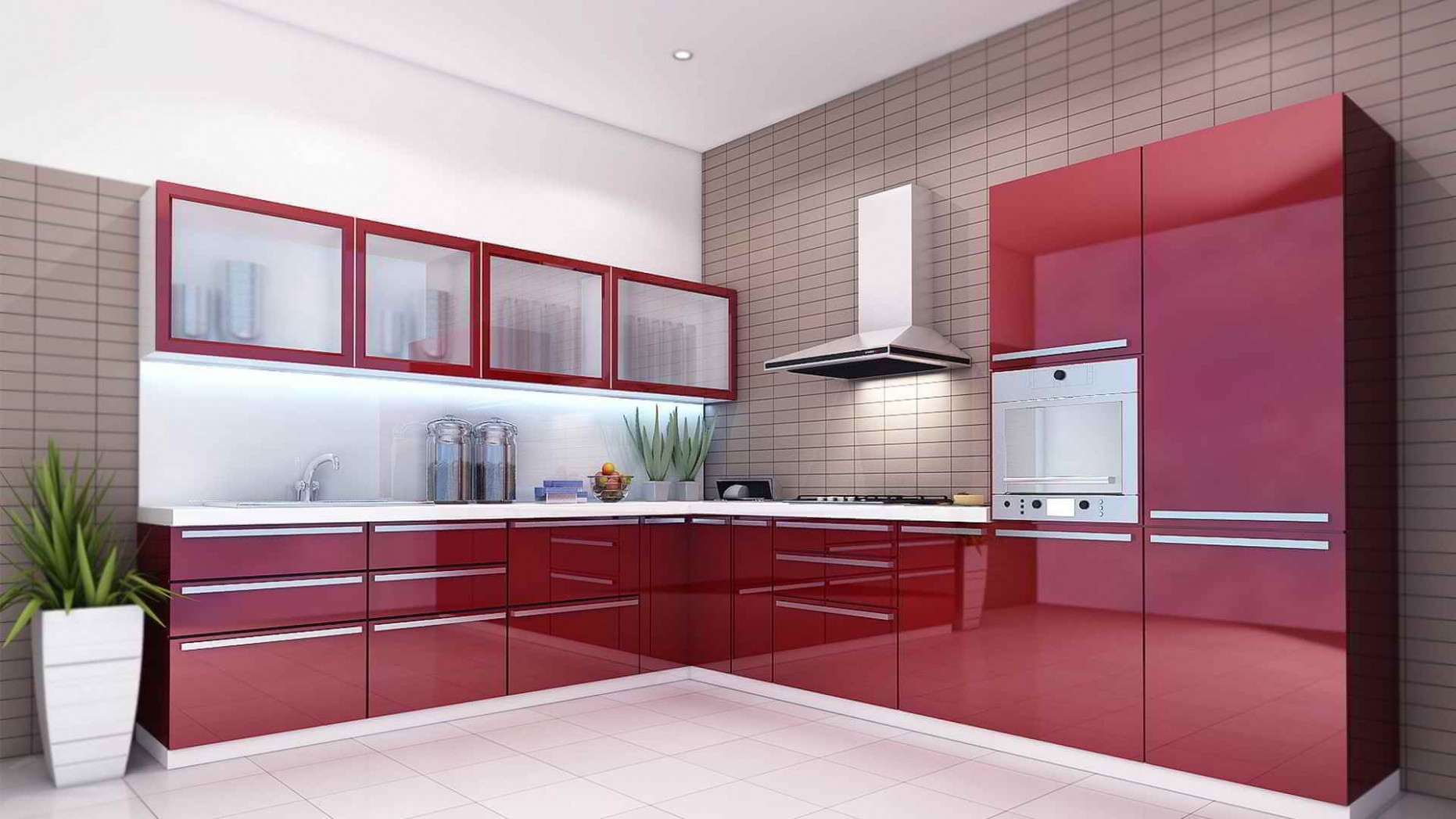 Which are the Best Materials & Finishes to Use in Modular Kitchen? - Used Modular Kitchen Cabinets Bangalore