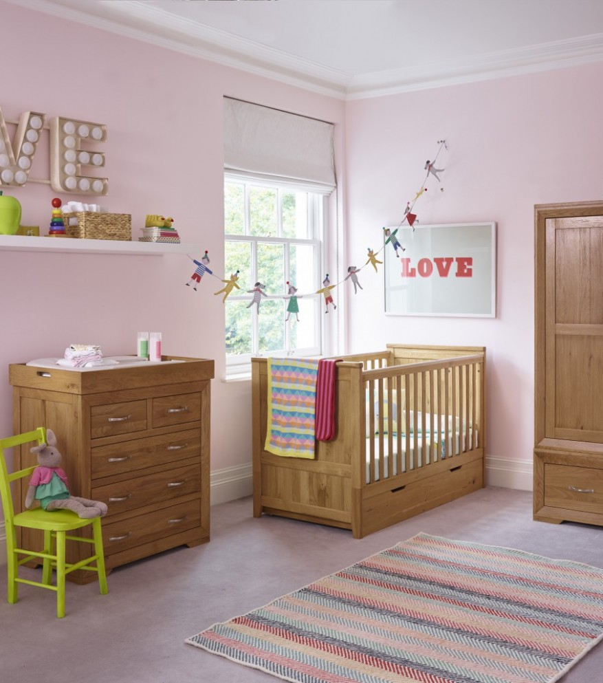 Win a £11 Voucher to Spend on the Nursery Range at Oak Furniture  - Baby Room Voucher