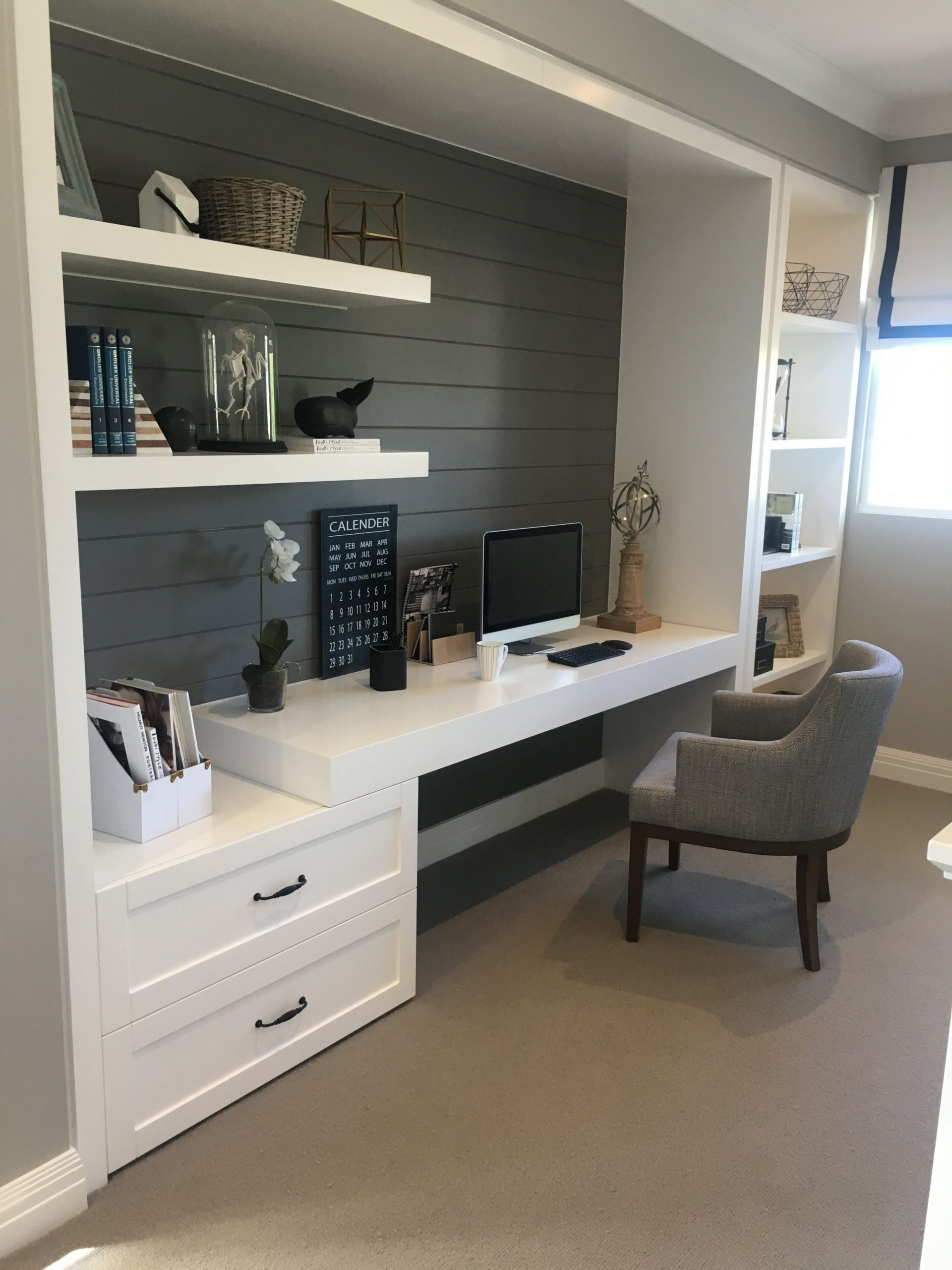Working From Home – Five Home Office Ideas for Running a Business  - Home Office Ideas With Storage