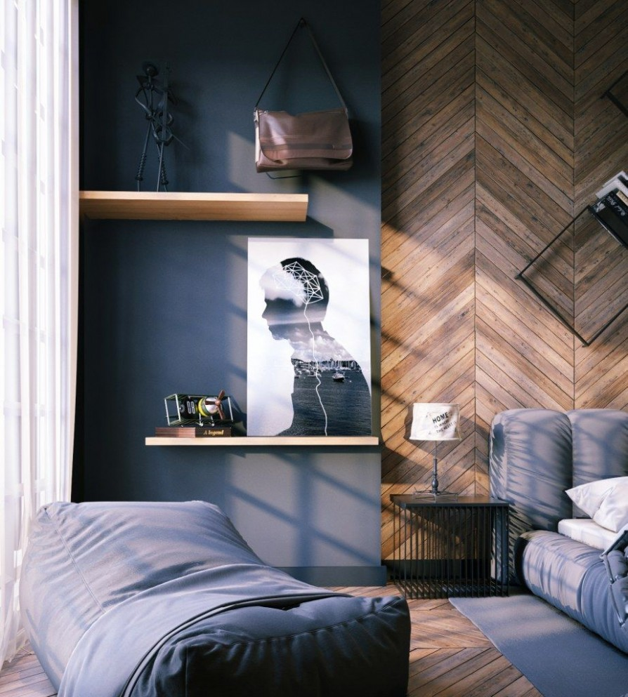 Young man Bedroom  Young mans bedroom, Bedroom interior, Mens  - Bedroom Ideas Young Man