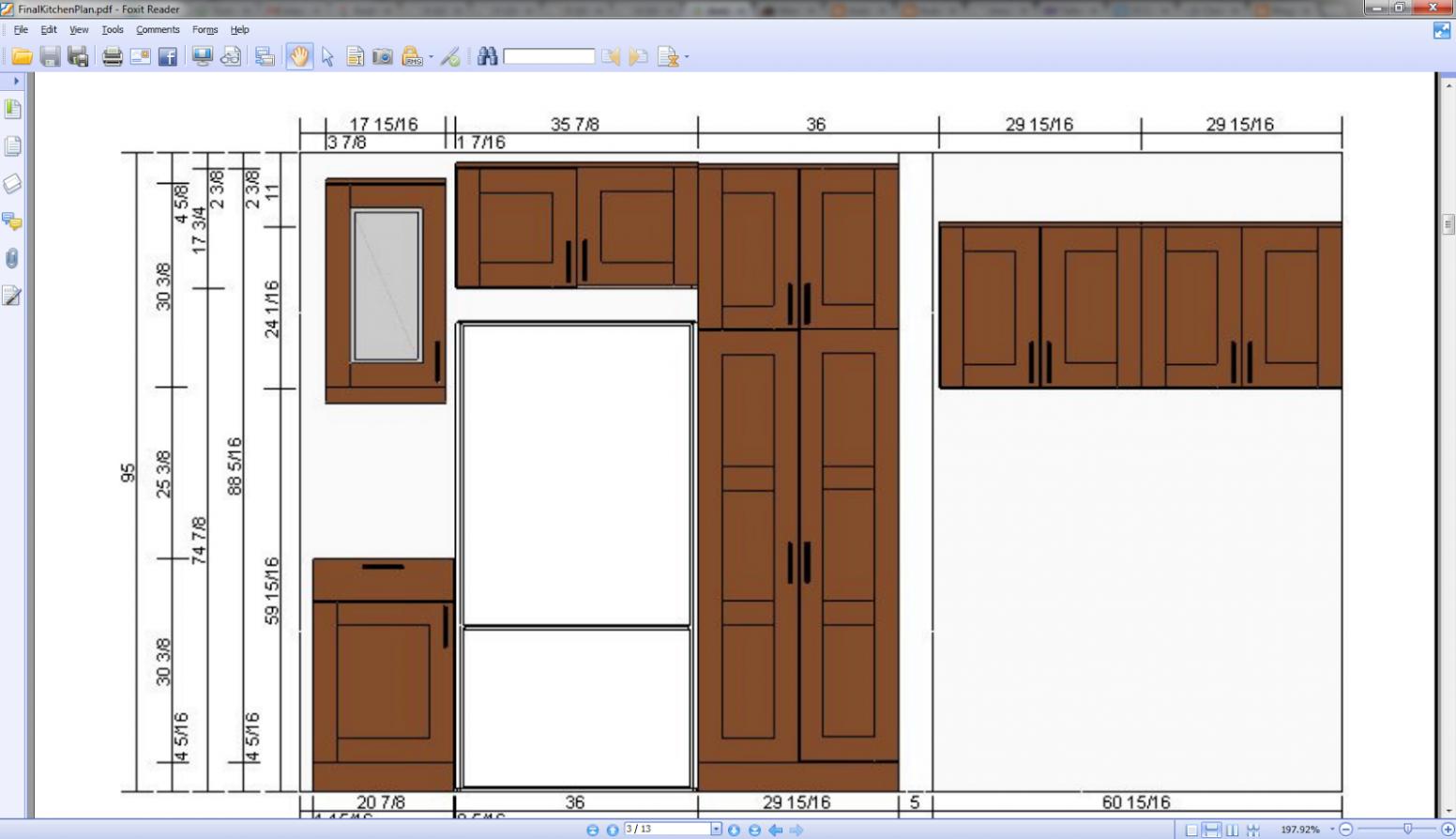 10+ Above Refrigerator Cabinet Size - Kitchen Cabinets Update  - Kitchen Cabinet Dimensions Refrigerator