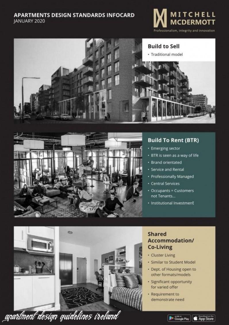 10 Apartment Design Guidelines Ireland in 10  Apartment design  - Apartment Design Guidelines