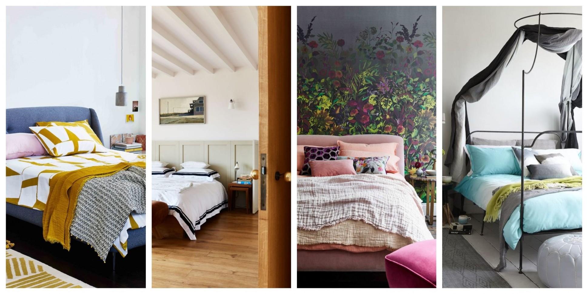 10 Beautiful Bedroom Decorating Ideas - Modern Bedroom Ideas - Bedroom Ideas Uk