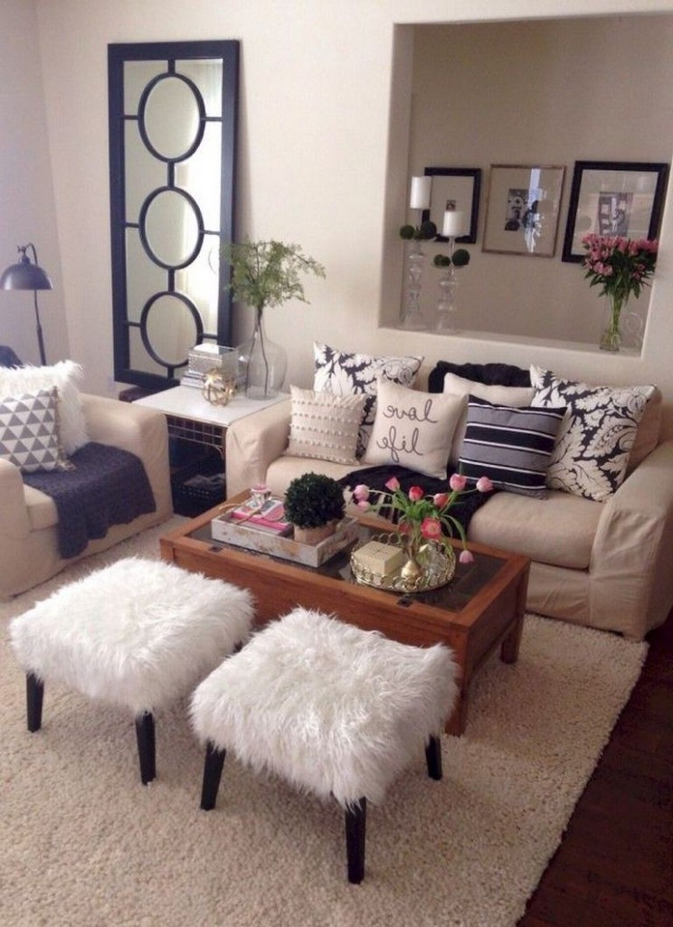 10 Beautiful Rental Apartment Decorating Ideas on A Budget  - Apartment Design Rental