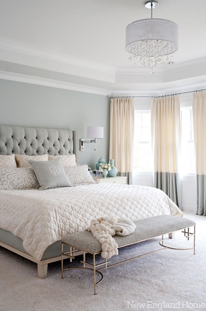10 Best Grey Bedroom Ideas and Designs for 10 - Bedroom Ideas Grey And White
