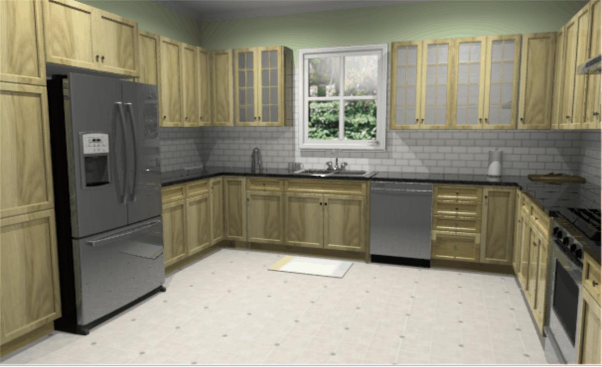 10 Best Online Kitchen Design Software Options in 10 (Free & Paid) - Kitchen Cabinets Layout Design Tool