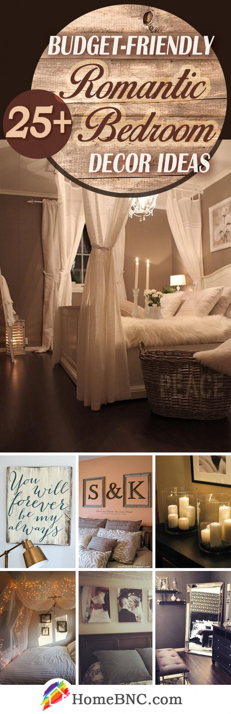 10+ Best Romantic Bedroom Decor Ideas and Designs for 10 - Bedroom Ideas Romantic