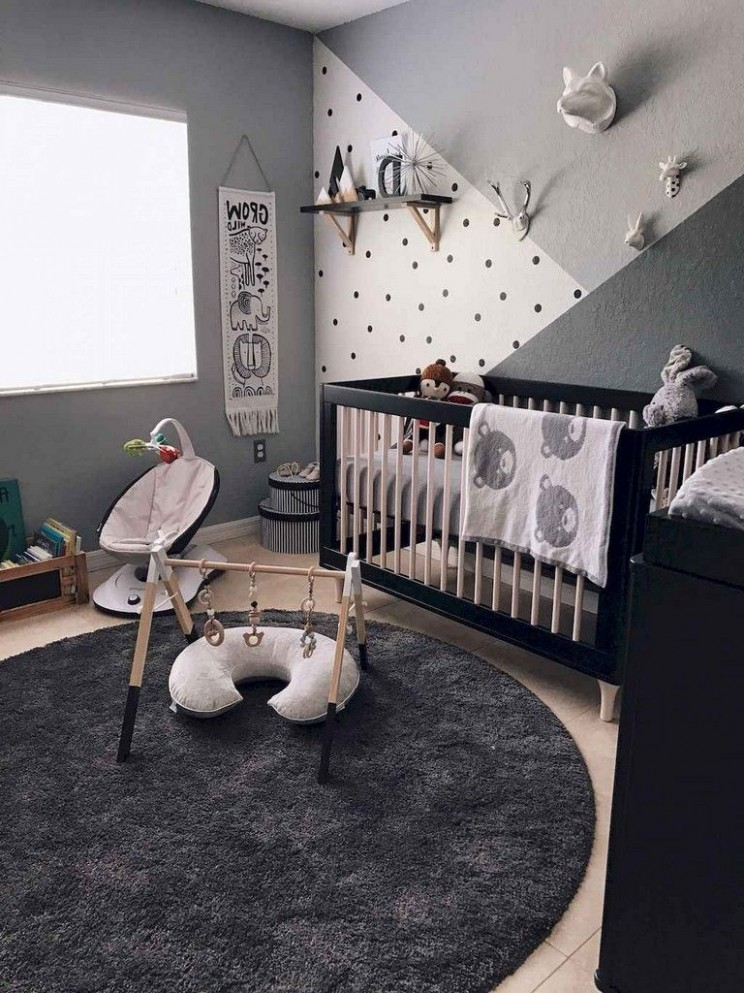 10 Cozy Cute Baby Nursery Ideas On A Budget - Page 10 of 10  Baby  - Baby Room On A Budget