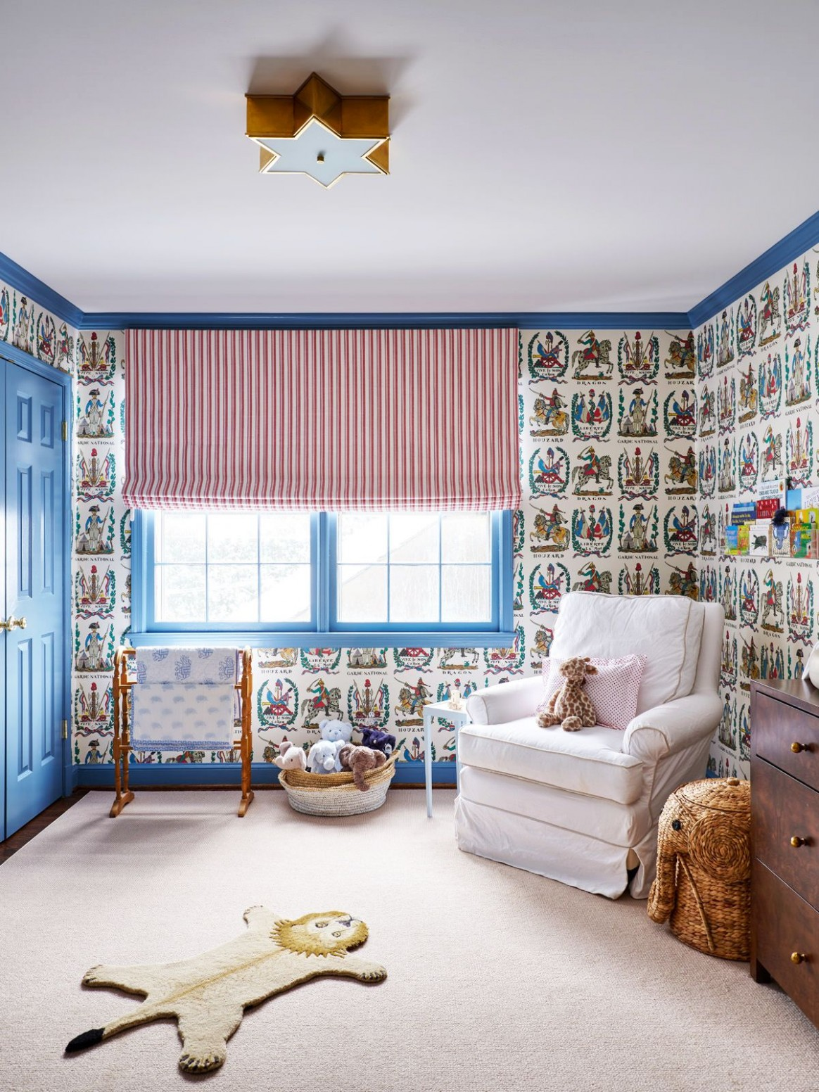 10 Cute Nursery Decorating Ideas - Baby Room Designs for Chic Parents - Baby Room Furniture Ideas