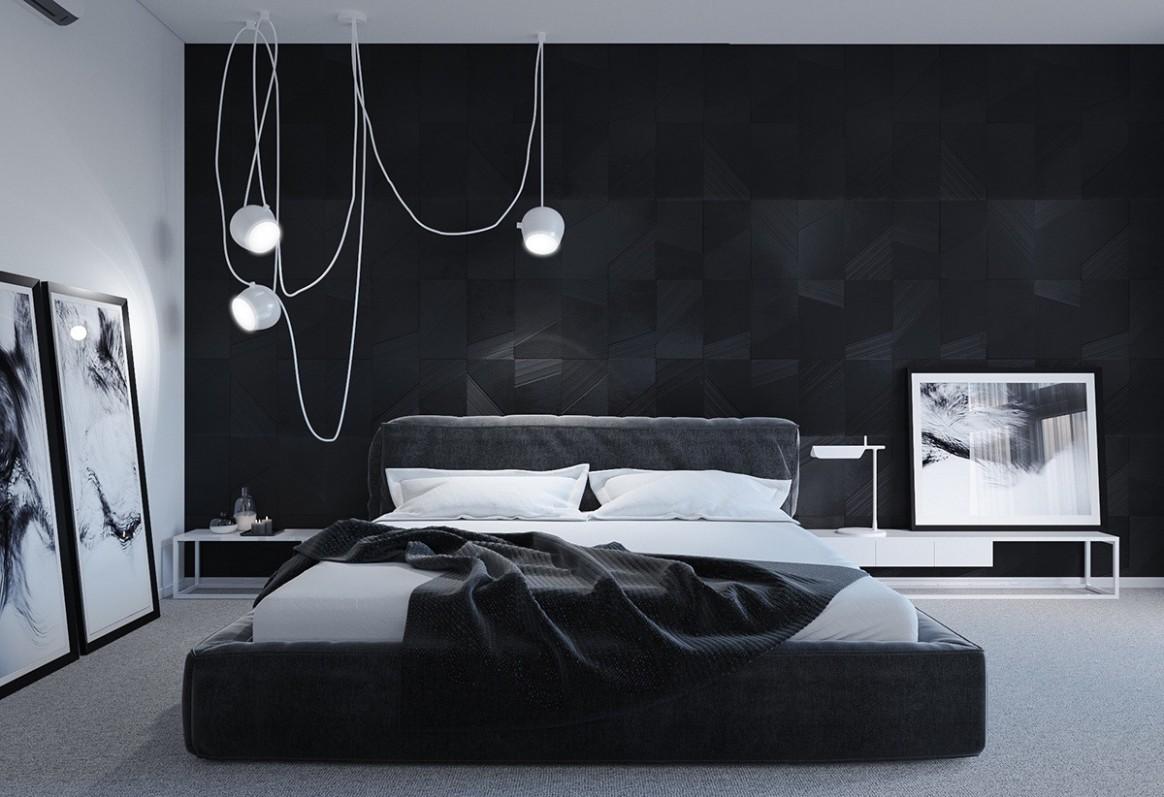 10 Dark Bedrooms Designs To Inspire Sweet Dreams - Bedroom Ideas Dark