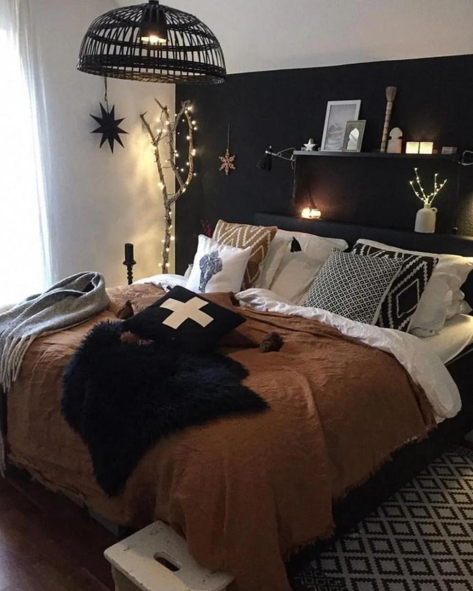 10 dark cozy bedroom 10 » cityofskies