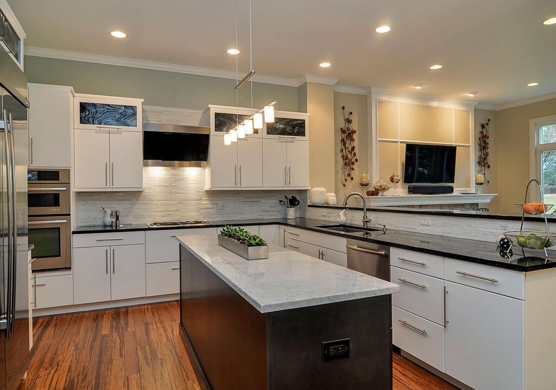 10 Fresh White Kitchen Cabinets Ideas to Brighten Your Space  - Modern White Kitchen Cabinets Photos