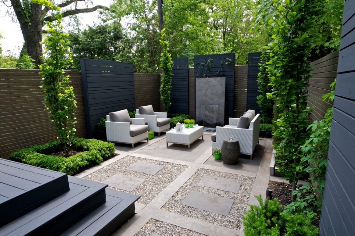 10 Gorgeous Outdoor Patio Design Ideas - Apartment Yard Design