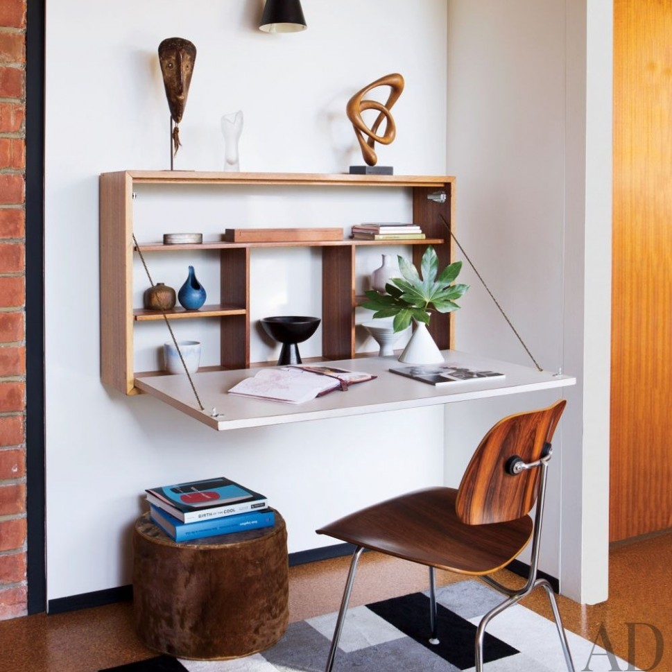 10 Home Office Ideas That Will Inspire Productivity  - Home Office Ideas Contemporary