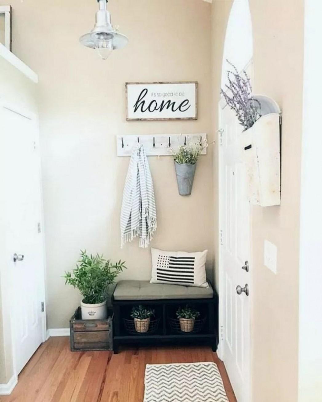 10 Impressive Small Entryway Ideas For A More Comfortable  - Apartment Entrance Decor Ideas