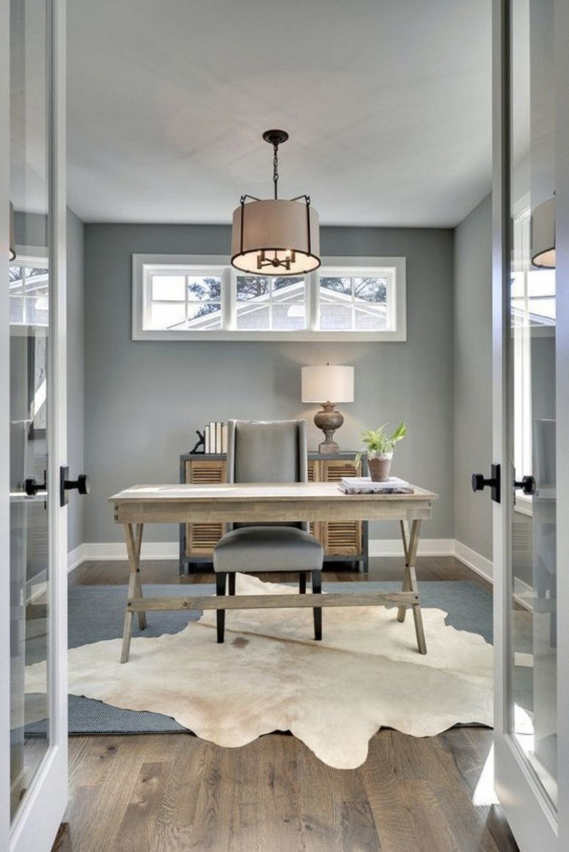 10 Inspirational Home Office Decor Ideas For 1019 - Home Office Ideas Contemporary