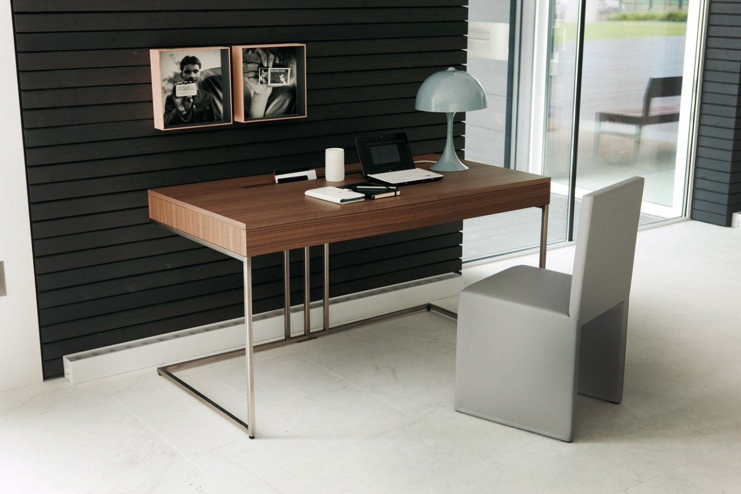 10 Inspirational Home Office Desks - Home Office Table Ideas