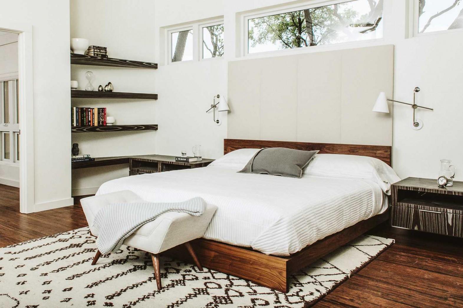 10 Mid-Century Modern Bedroom Decorating Ideas - Bedroom Ideas Vintage Modern
