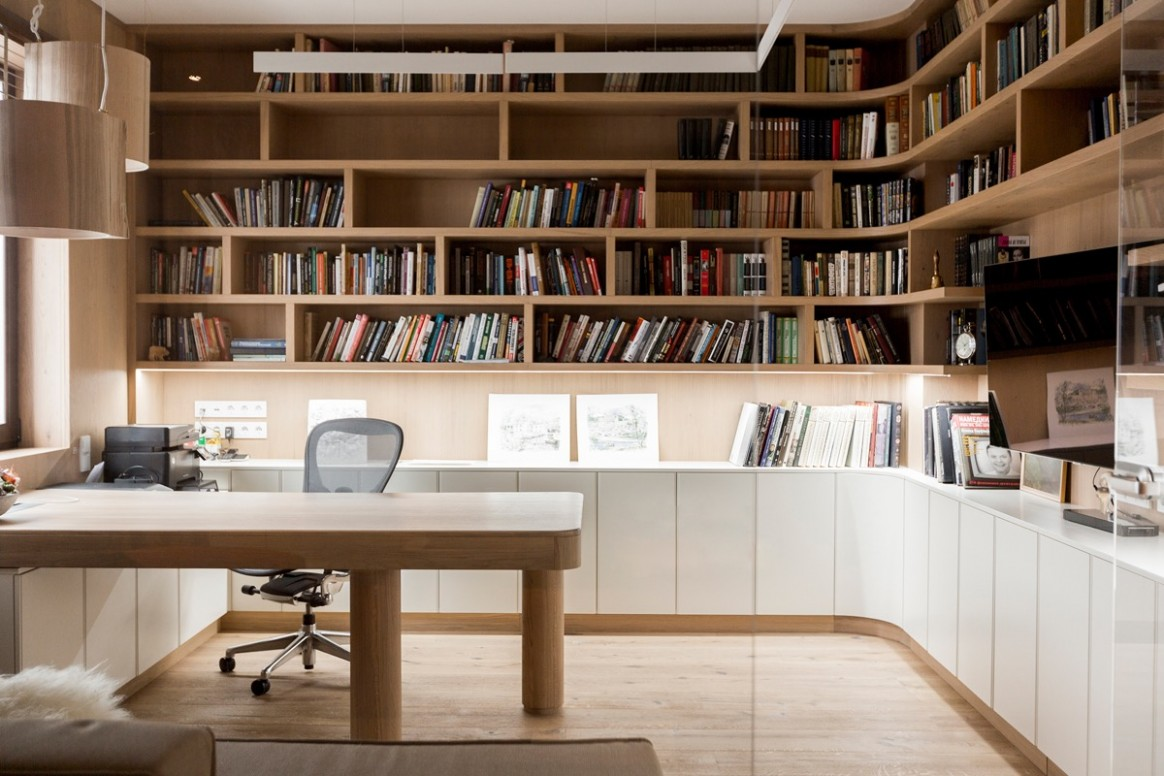 10 Modern Home Office Design Ideas For Inspiration - Home Office Ideas Contemporary