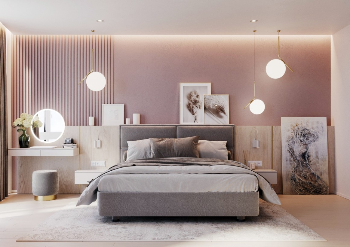10 Pink Bedrooms With Images, Tips And Accessories To Help You  - Bedroom Ideas Grey And Pink