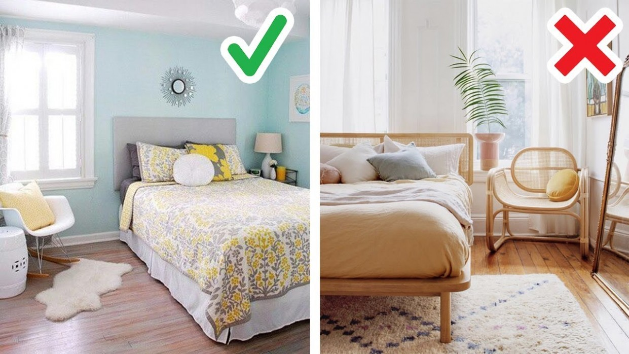 10 Smart Ideas How to Make Small Bedroom Look Bigger - Bedroom Ideas For Small Rooms
