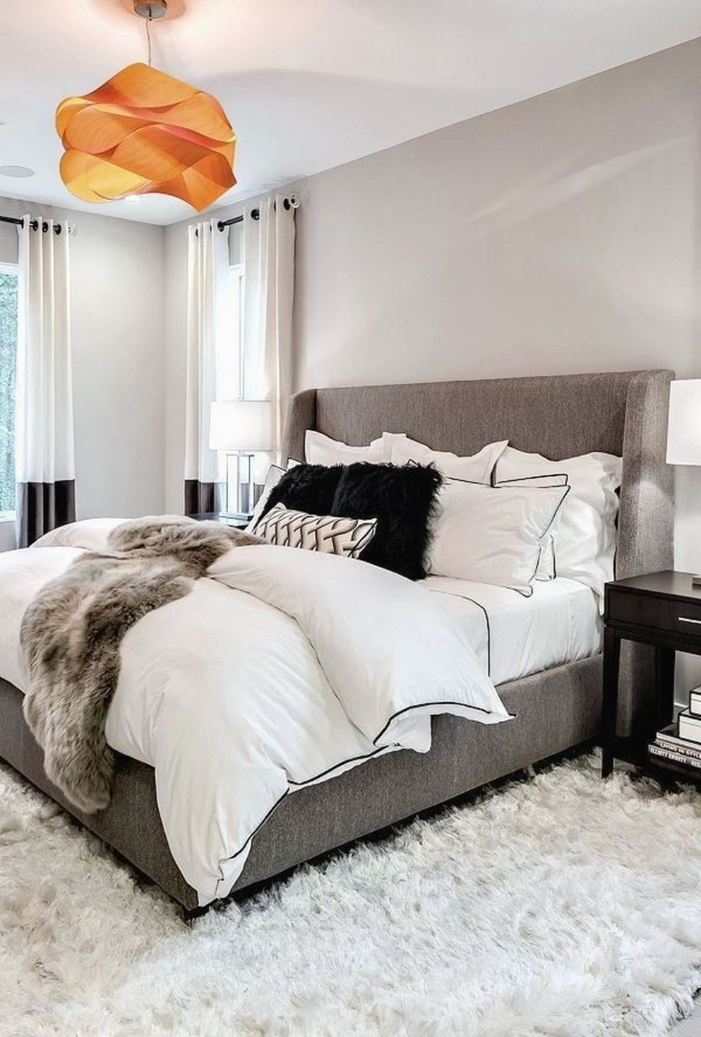 10 Stunning Apartment Bedroom Decor For Couples Look Romantic in  - Bedroom Ideas Romantic