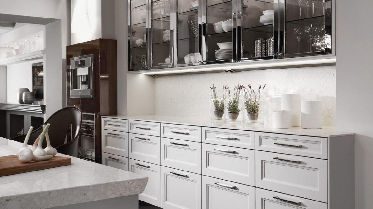 10 Stunning Cabinet Knobs and Handles  Kitchen Magazine - Kitchen Cabinet Handle Design