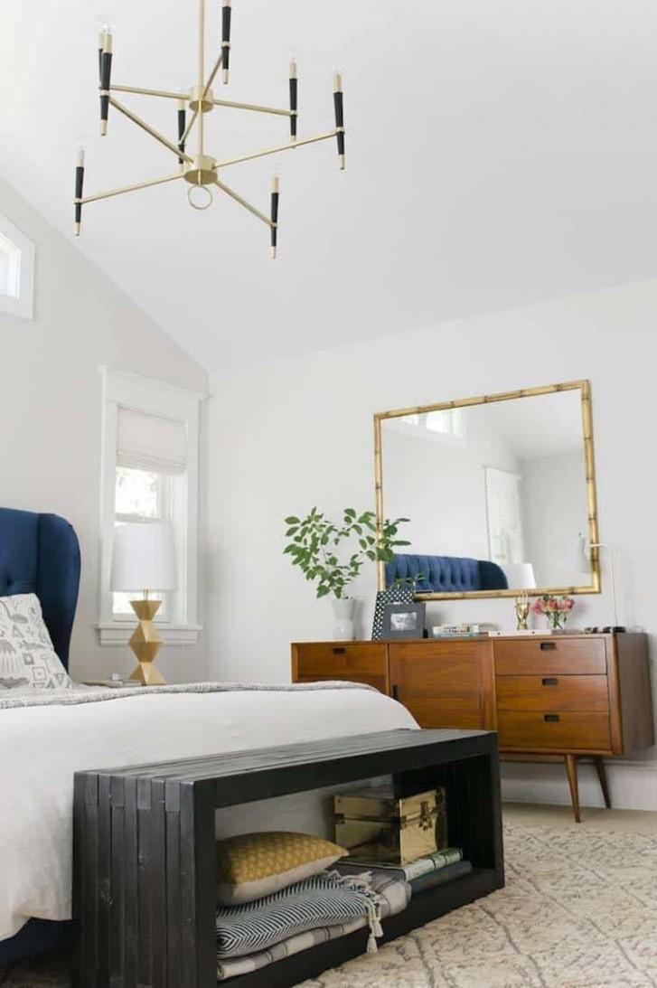 10 Wonderfully stylish mid-century modern bedrooms - Bedroom Ideas Vintage Modern