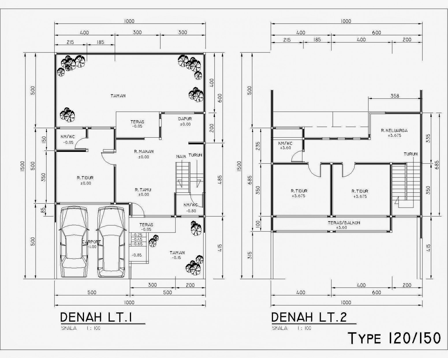 11/11 sqm  Floor plan design, House layouts, House design - Apartment Design For 120 Sqm Lot