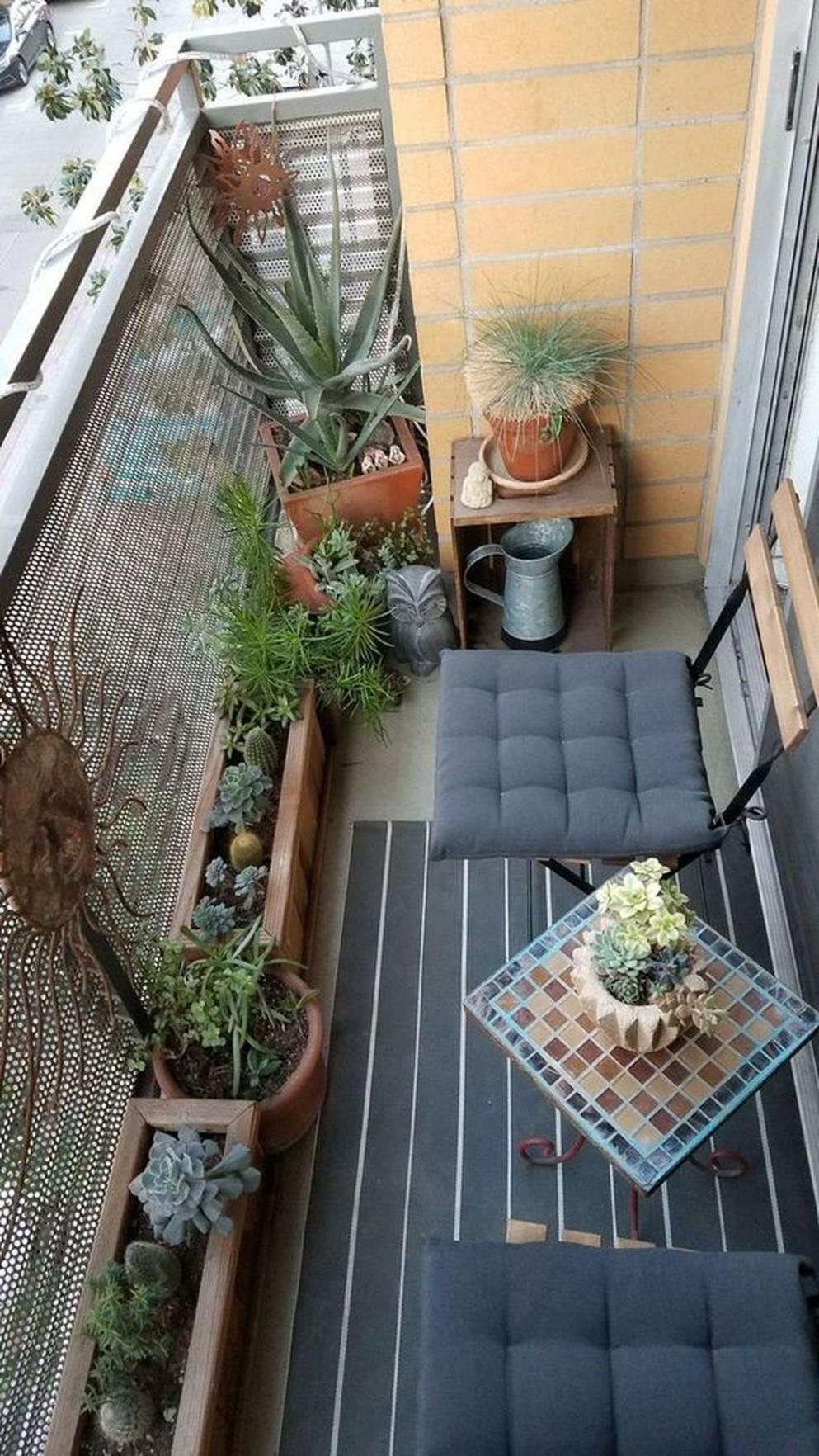 11 Beautiful Apartment Balcony Decorating Ideas in 11  Small  - Apartment Balcony Decorating Ideas You