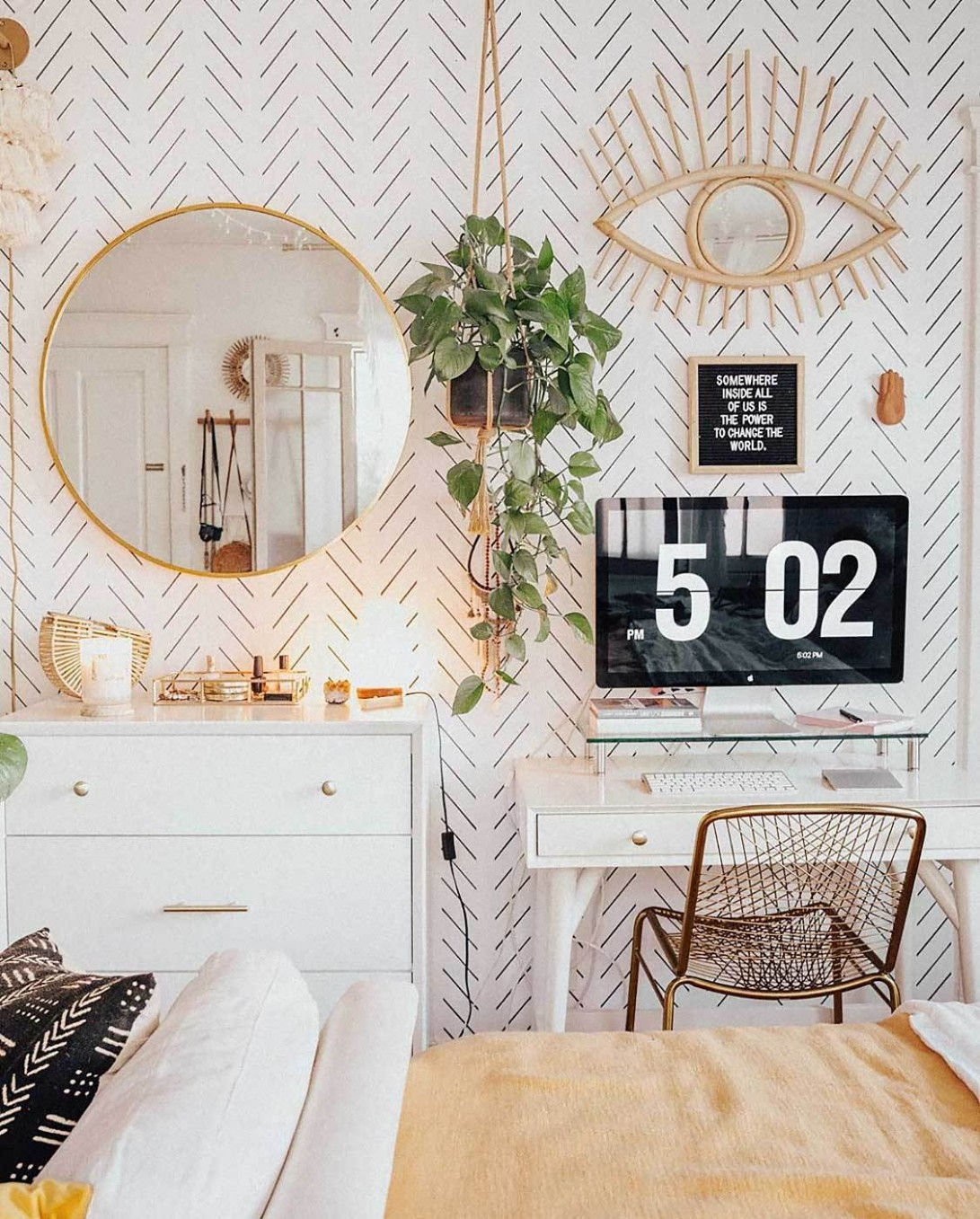 11 beautiful home office ideas & Tips on how to decorate your  - Nautical Home Office Ideas