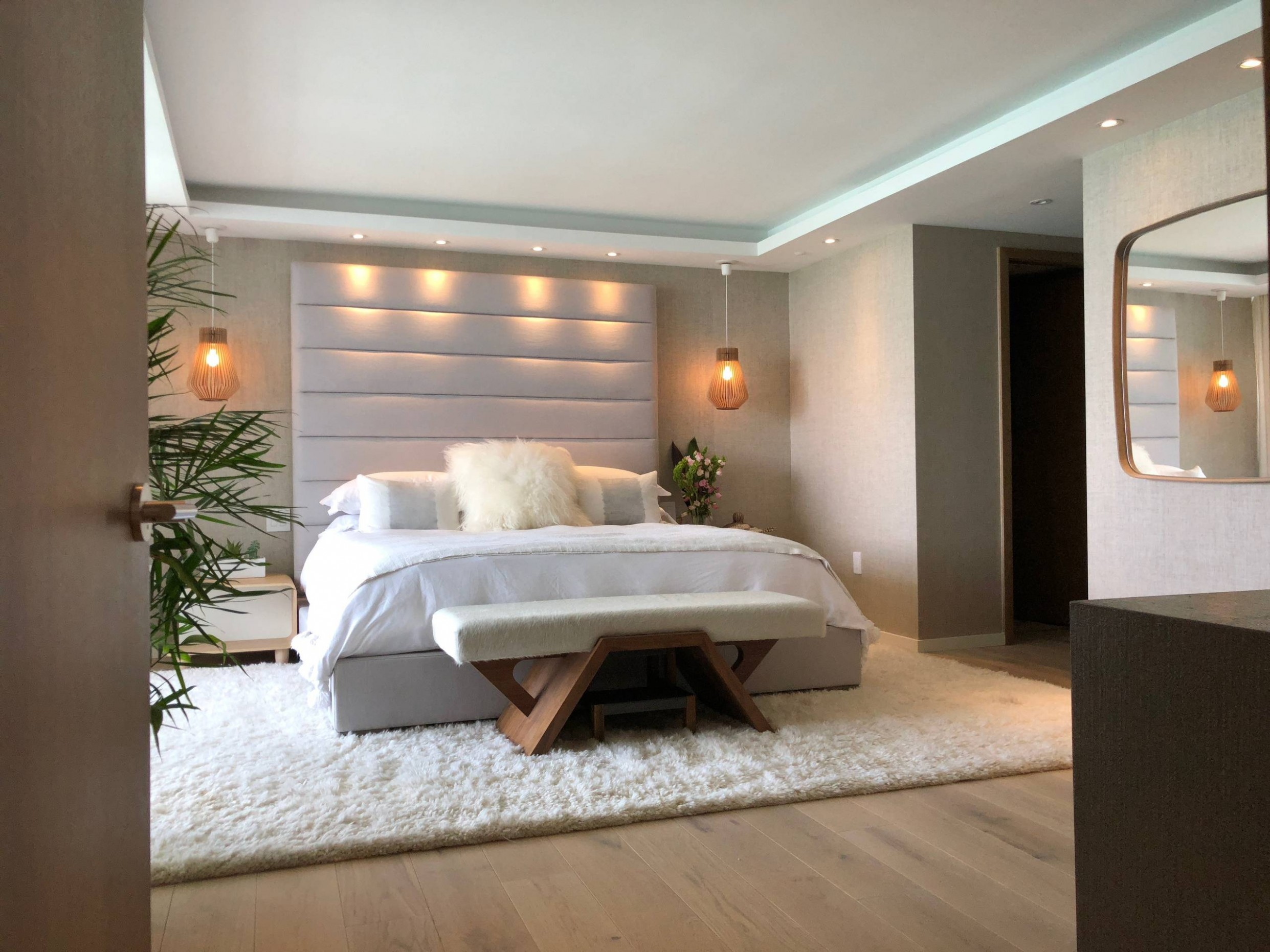 11 Beautiful Modern Bedroom Pictures & Ideas - November, 11  Houzz - Bedroom Ideas Houzz