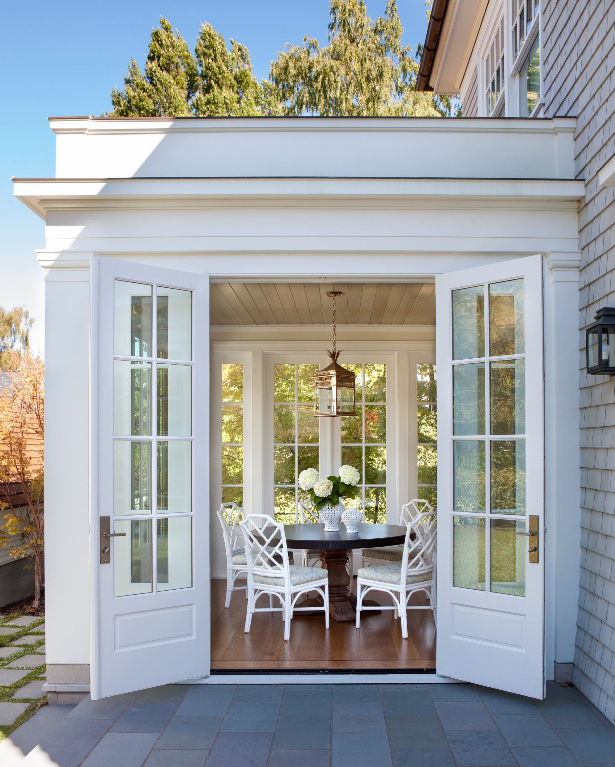 11 Beautiful Small Sunroom Pictures & Ideas  Houzz - Small Sunroom Off Bedroom