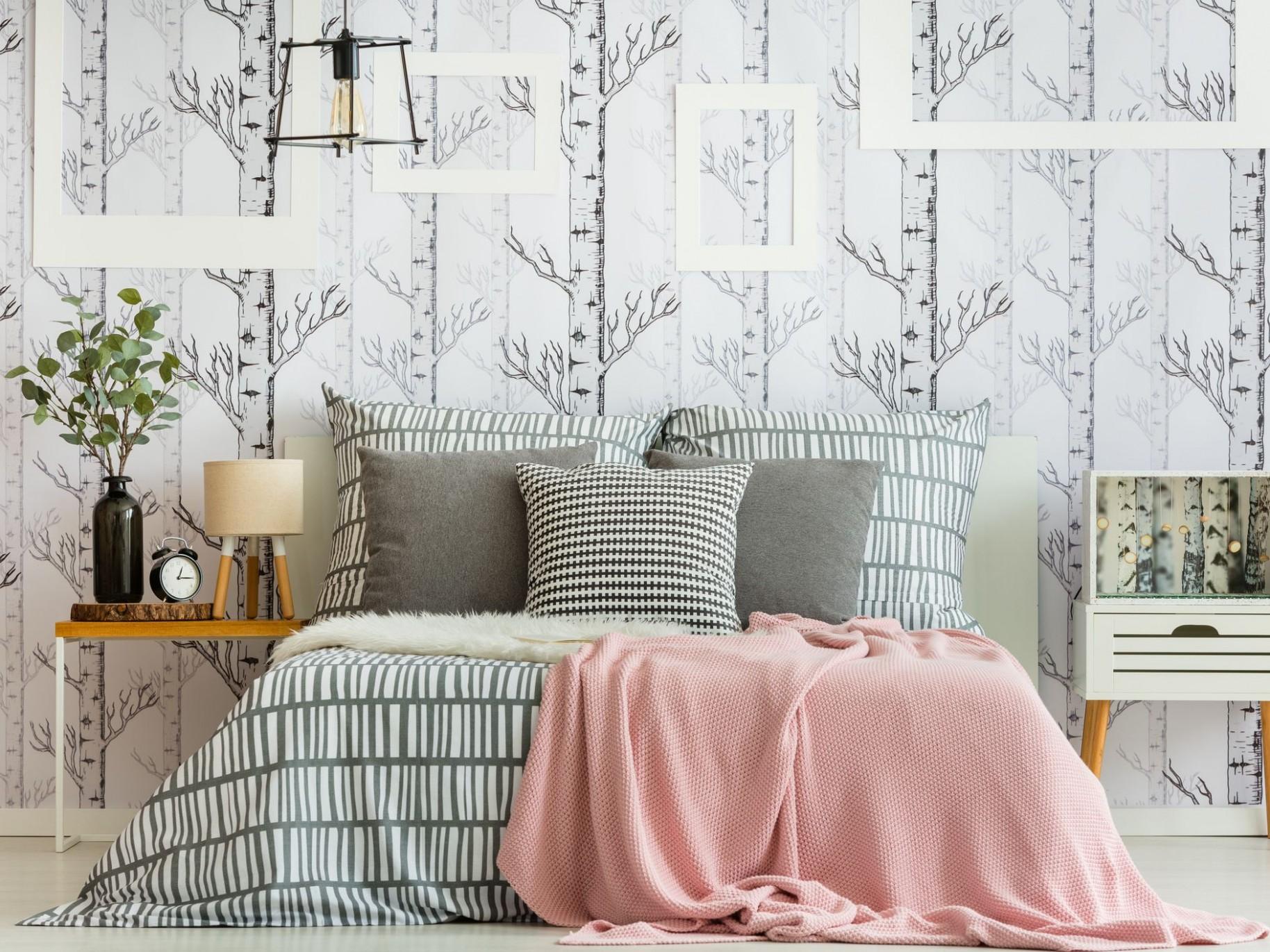 11 Beautiful Wallpapered Bedrooms - Bedroom Ideas Wallpaper
