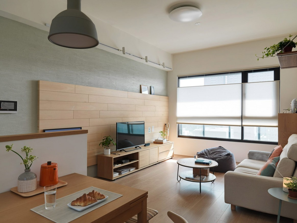 11-Bedroom Modern Apartment Design Under 11 Square Meters: 11 Great  - Apartment Design For 120 Sqm Lot