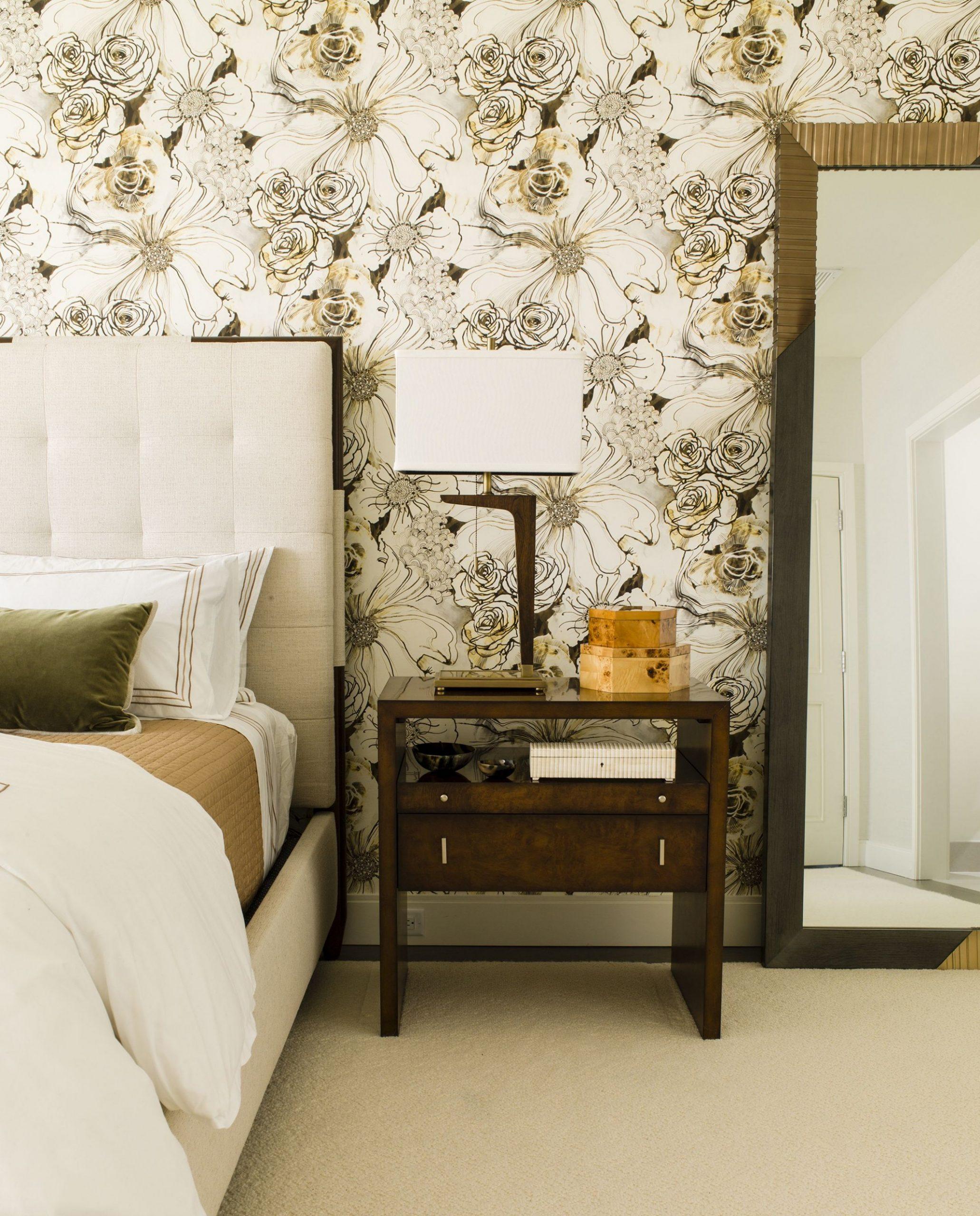 11 Bedroom Wallpaper Ideas - Statement Wallpapers We Love - Bedroom Ideas Wallpaper
