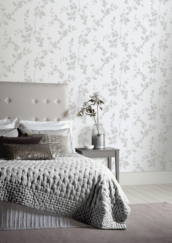 11 Bedroom Wallpaper Ideas To Help Banish Plain Walls - Bedroom Ideas Wallpaper