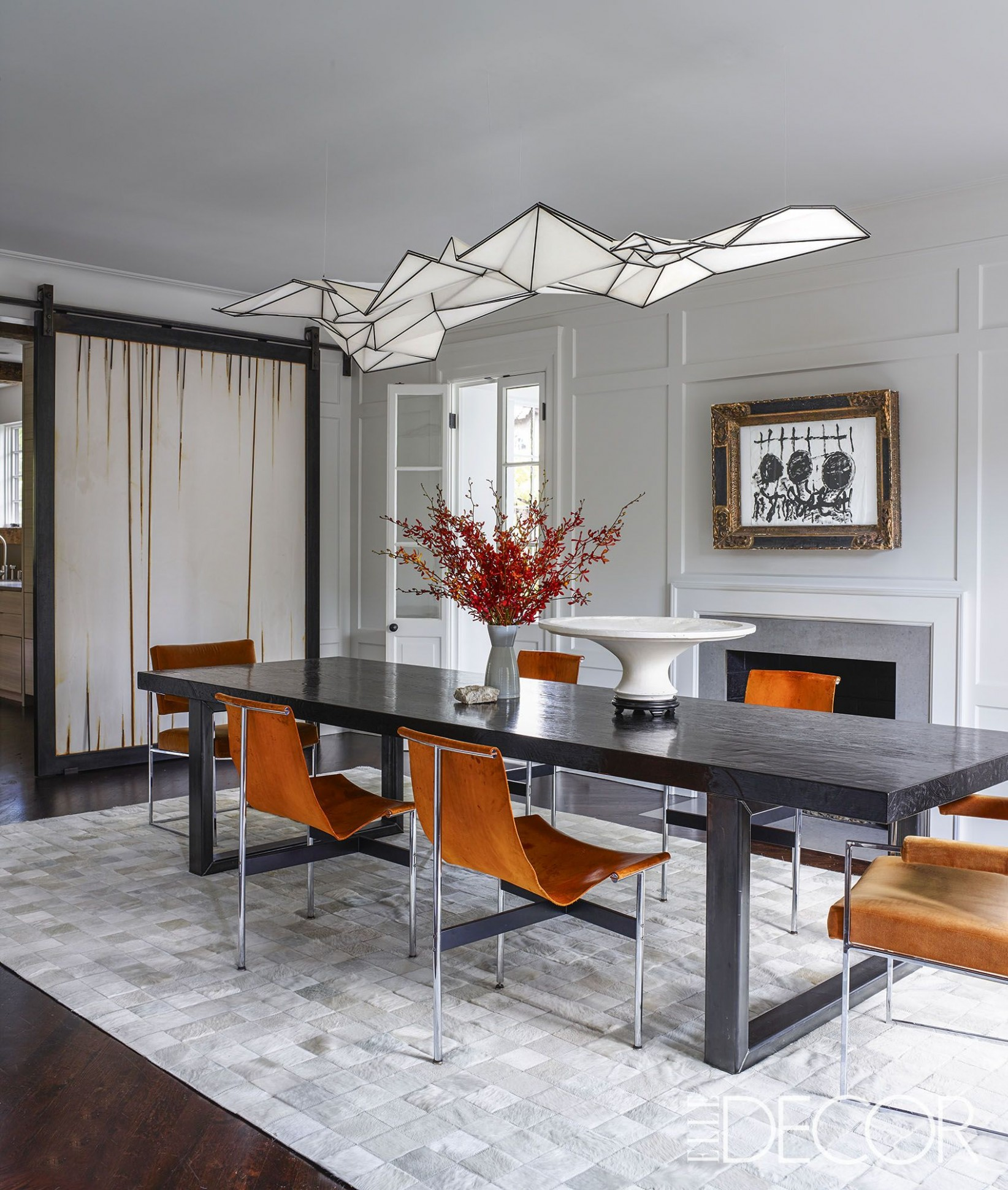 11+ Best Dining Room Light Fixtures - Chandelier & Pendant  - Dining Room Lighting Ideas Uk